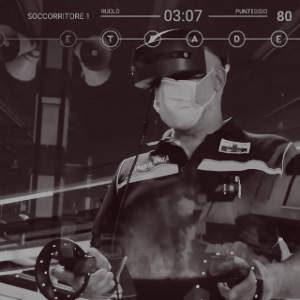 formazione ambulanza in realtà virtuale